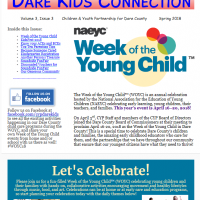 Children and Youth Partnership, Dare Kids Connection - Spring 2018