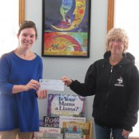 Children and Youth Partnership, Cape Hatteras Anglers Club Gives Back