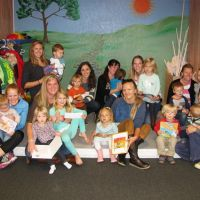 Children and Youth Partnership, Outer Banks Mommy & Me Supports Imagination Library