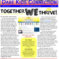 Children and Youth Partnership, Dare Kids Connection - Winter 2016