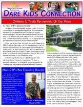 Children and Youth Partnership, Dare Kids Connection- Fall 2015